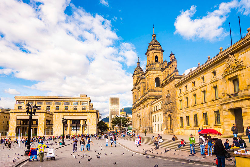 image Colombie Bogota cathedrale  it