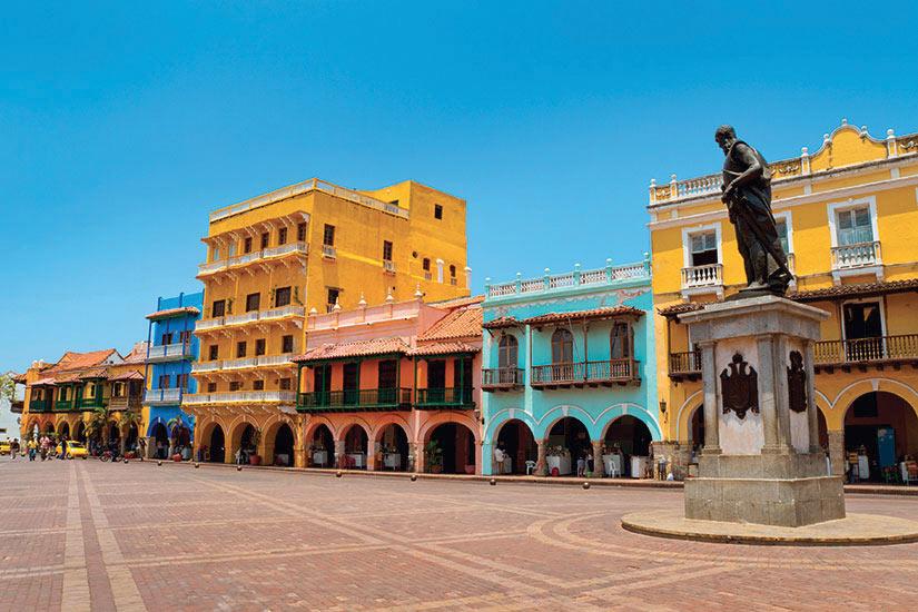 image Colombie Cartagene Quartier historique  it