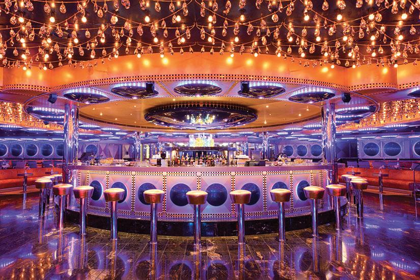image Costa Favolosa bateau de croisiere bar