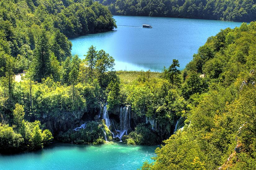 image Croatie Plitvice