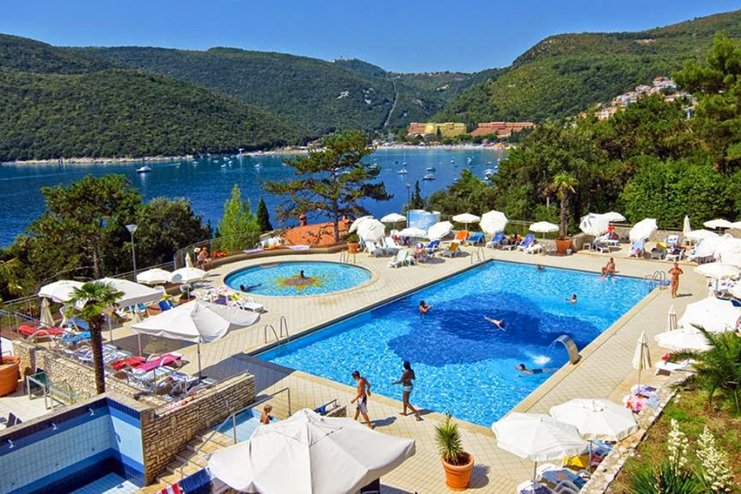 image Croatie Rabac hotel Valamar Allegro