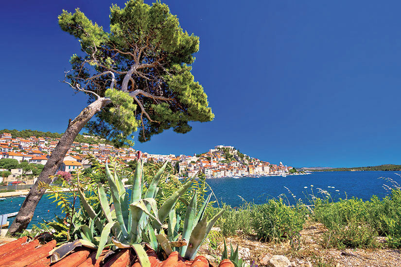 image Croatie Sibenik  fo