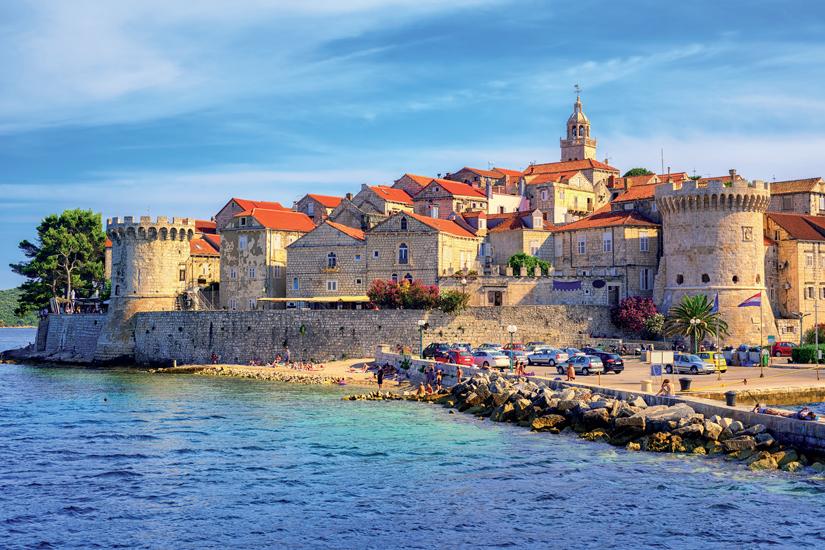 image Croatie dalmatie korcula vieille ville 34 fo 119344448