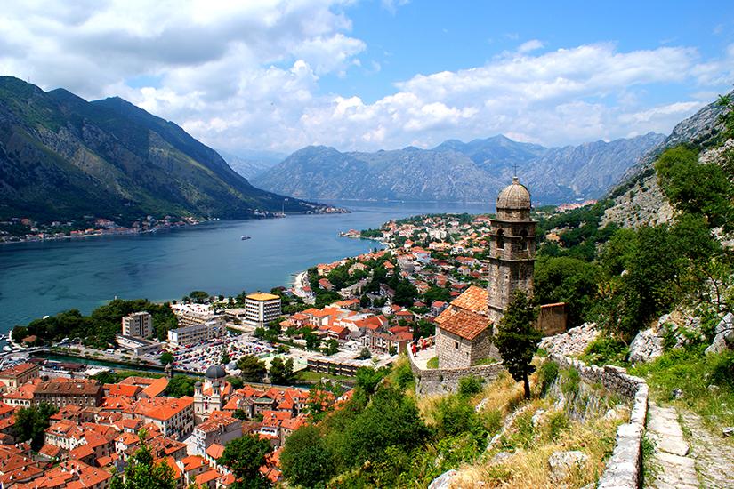 image Croatie les bouches de Kotor