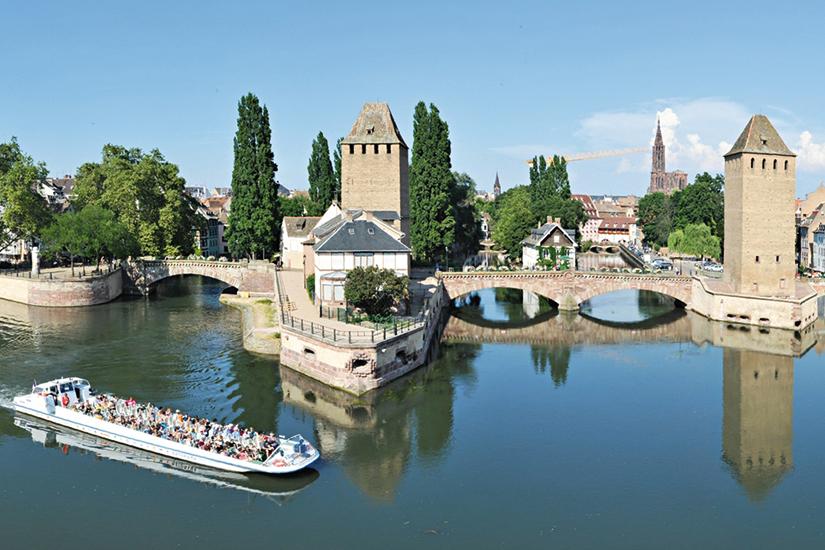 image Croisiere Rhin Strasbourg