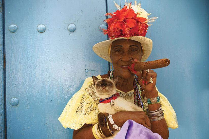 image Cuba Havana Femme Cubain  it