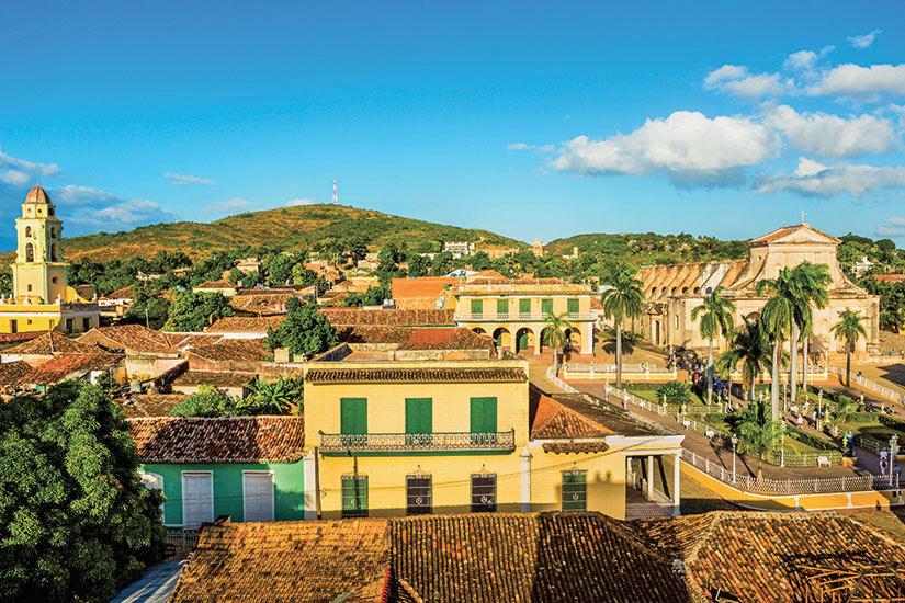 image Cuba Trinidad Panorama  it
