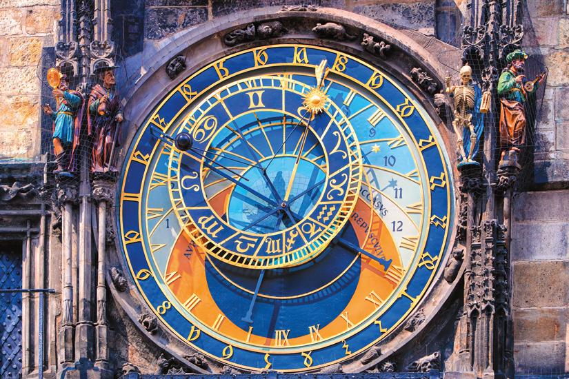 image Czech prague horloge astronomique celebre orloj 17 fo_82979931