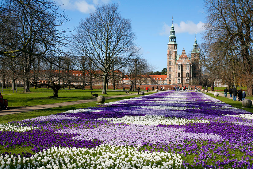 image Danemark Copenhague Chateau Rosenborg  it
