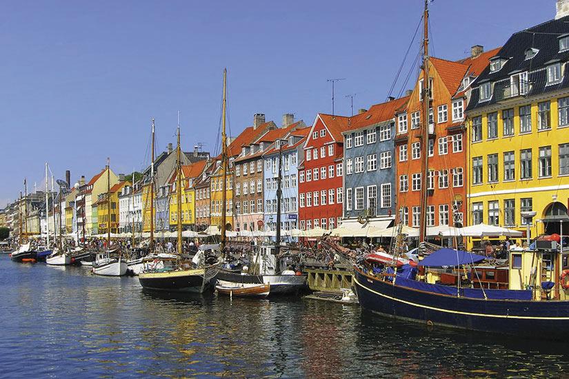 image Danemark Copenhague Nyhavn  it
