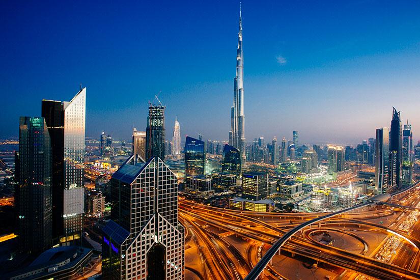 image Emirates Arabes Unis Dubai Burj Khalifa  it