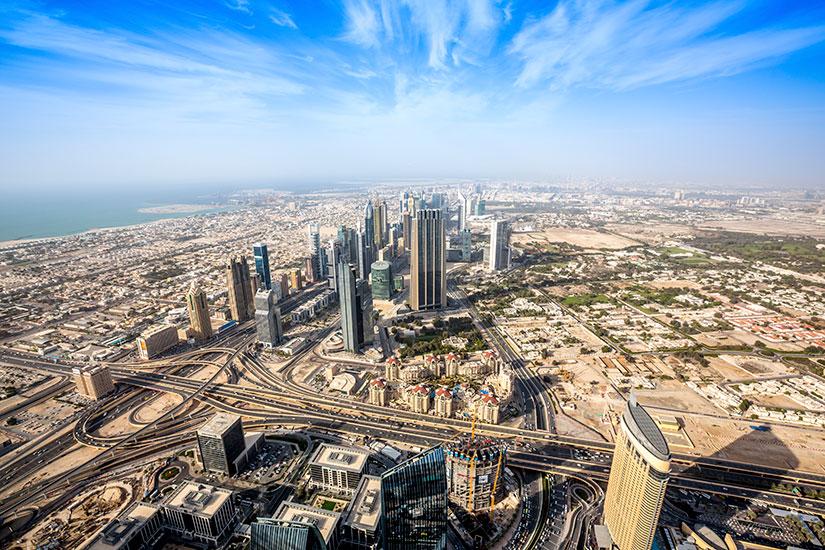 image Emirats Arabes Unis Dubai Paysage urbain  it