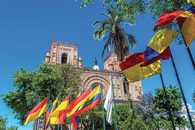 image Equateur Cuenca cathedarle  fo