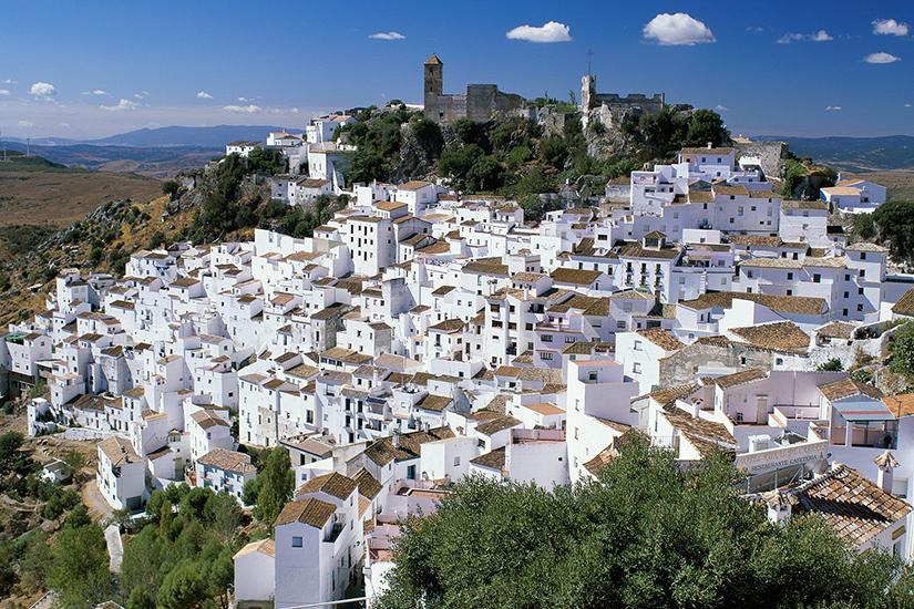 image Espagne Andalousie Frigiliana