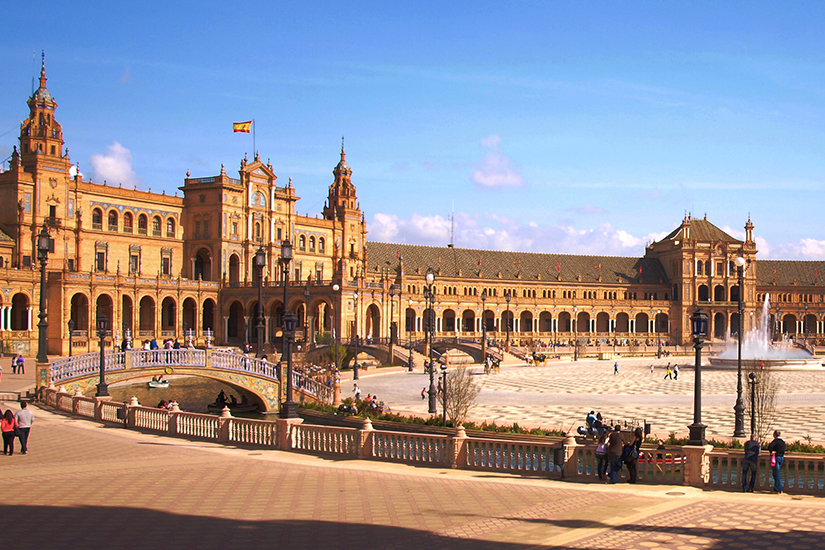 image Espagne Andalousie Seville  .JPG