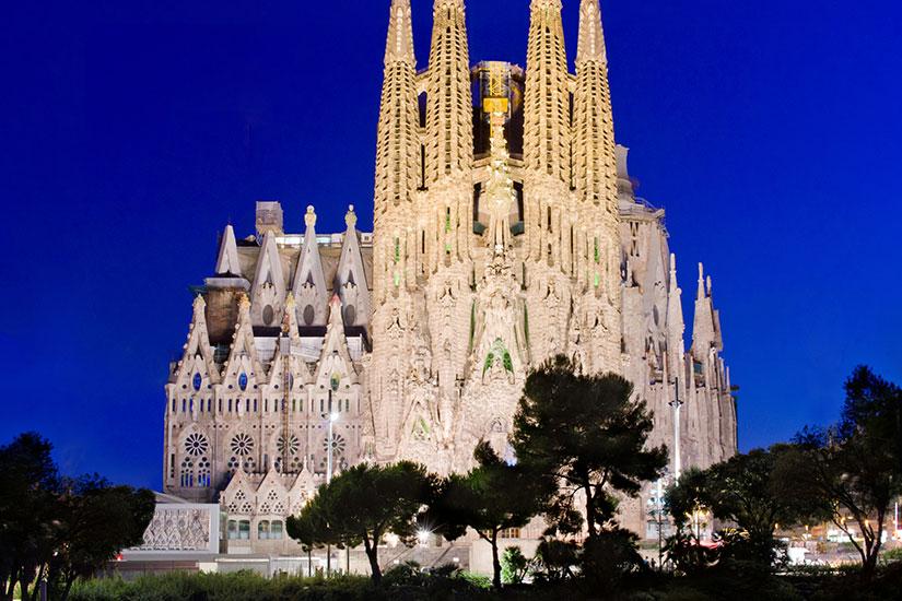 image Espagne Barcelone Sagrada Familia  it