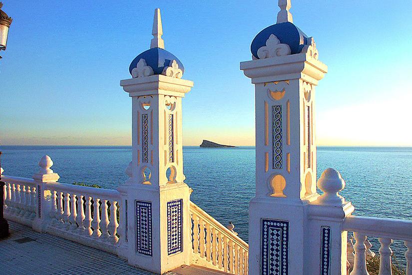 image Espagne Benidorm