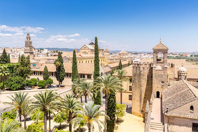 image Espagne Cordoue Alcazar  it