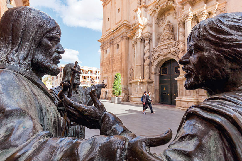 image Espagne Elche Basilique Santa Maria  fo