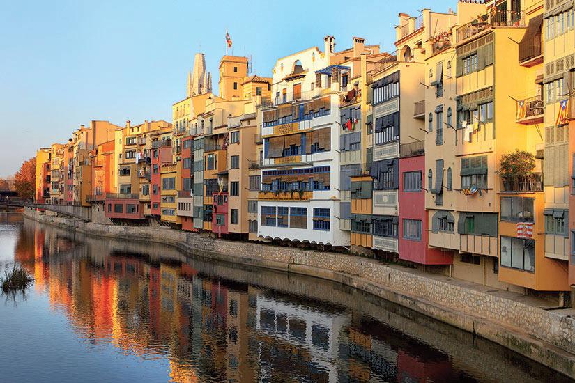 image Espagne Gerone paysage  fo