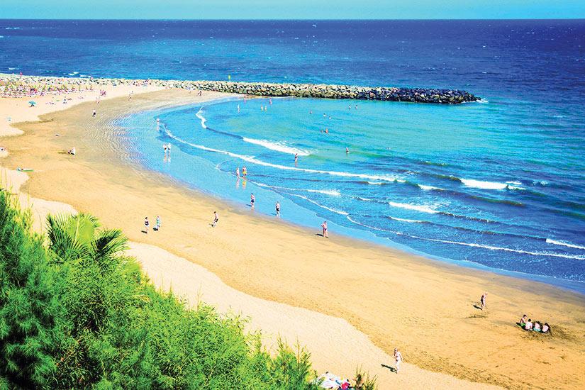 image Espagne Gran Canaria Plage  fo