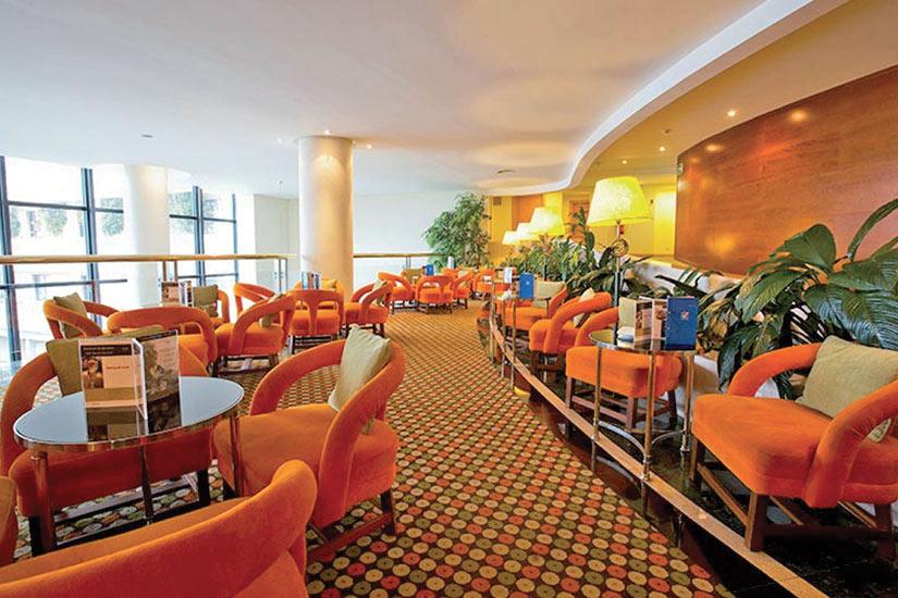 image Espagne Madere hotel enotel lido salon
