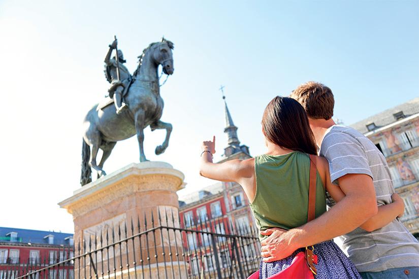 image Espagne Madrid Plaza Mayor 16 as_77276977