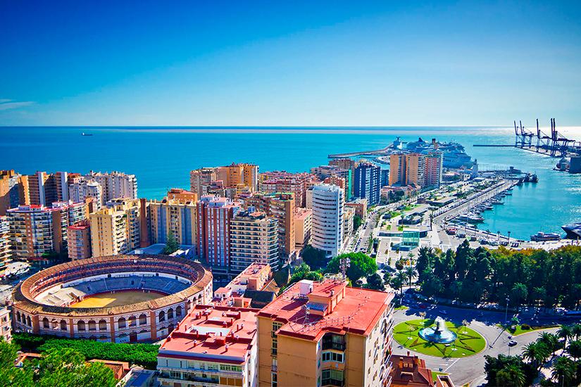 image Espagne Malaga