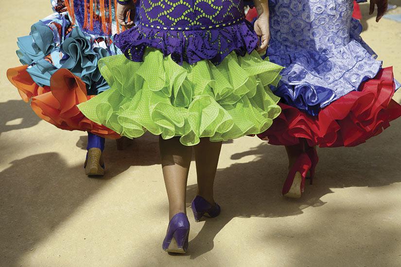 image Espagne Robes de Flamenco  it