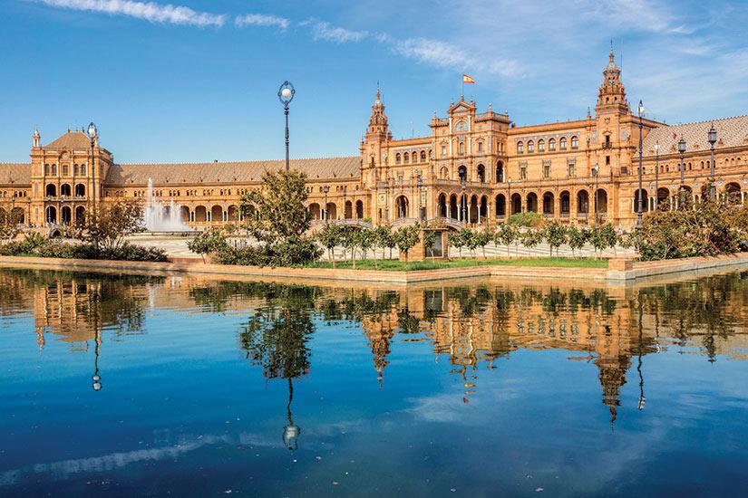 image Espagne Seville Place dEspagne  fo