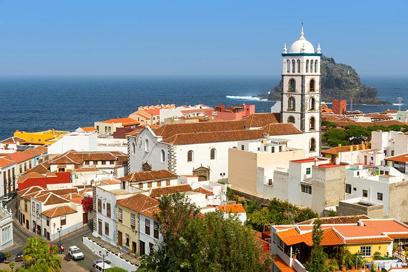 image Espagne Tenerife Garachico  it