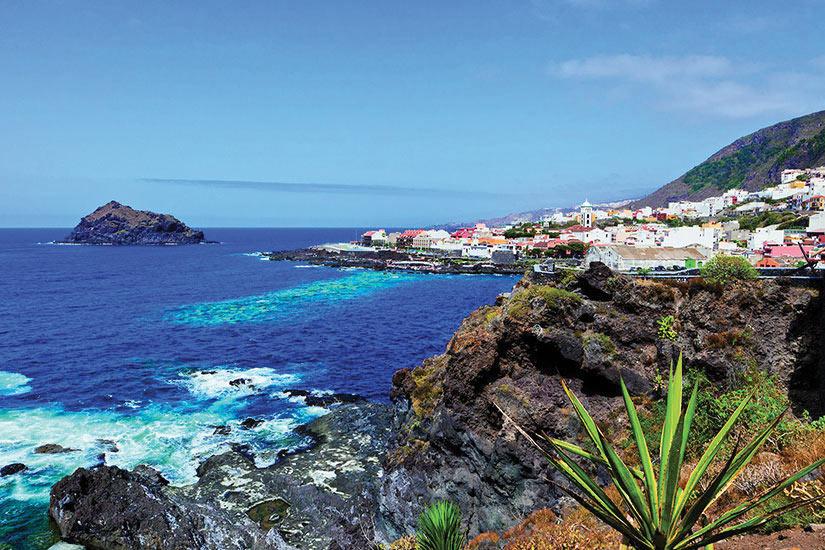 image Espagne Tenerife Garachico Panorama  it