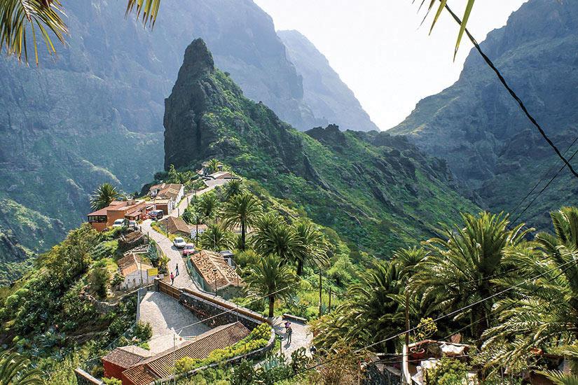 image Espagne Tenerife iles Canaries Masca  it