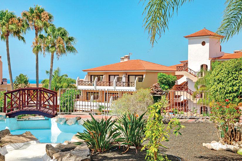 image Espagne hotel royalpark vue ensemble