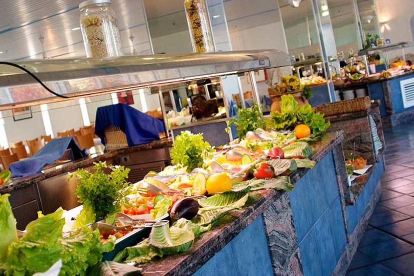 image Espagne tenerife hotel club palia don pedro las galletas cuisine