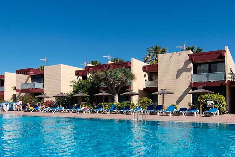 image Espagne tenerife hotel club palia don pedro las galletas piscine
