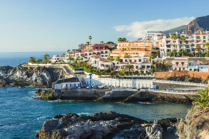 image Espagne tenerife panorama caleta village de pecheurs 70 as_76217140