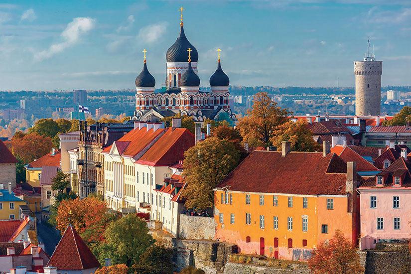 Estonie - Lettonie - Lituanie - Circuit Panoramas des Pays Baltes - Sens Vilnius / Tallinn