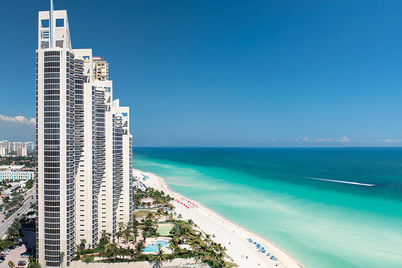 image Etats Unis Floride Miami Vue panoramique  it