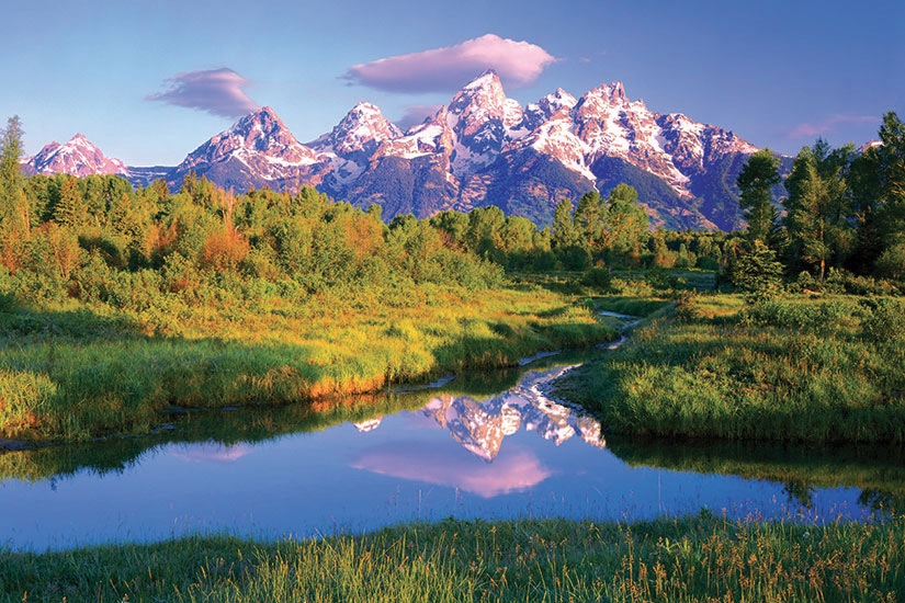 image Etats Unis Grand Teton parc national  it