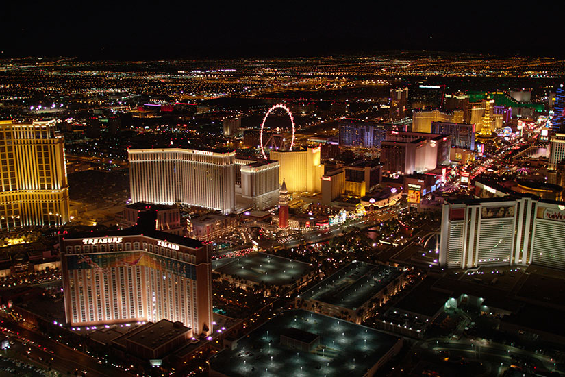 image Etats Unis Las Vegas nuit  it