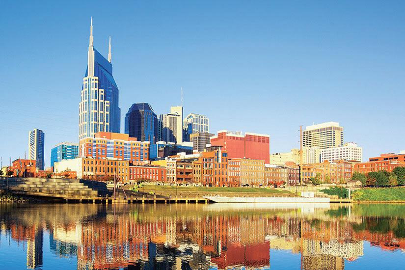 image Etats Unis Nashville panoramique  it