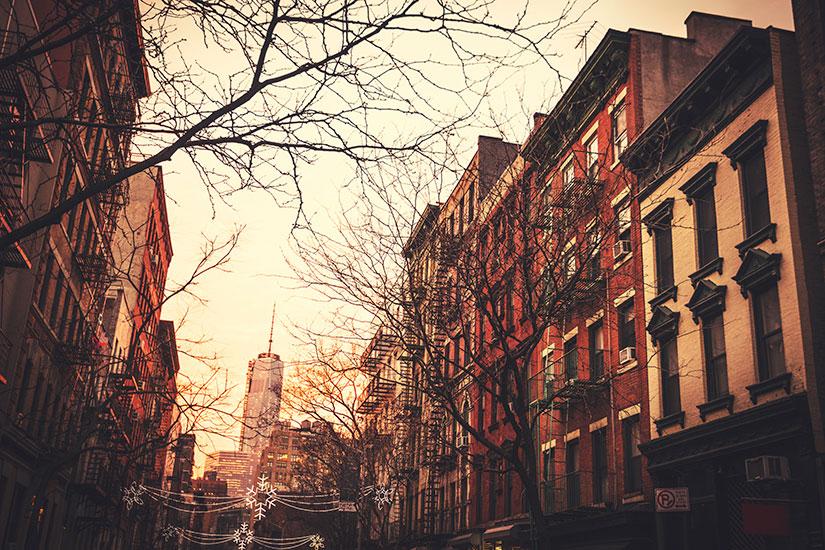 image Etats Unis New York Manhattan  it