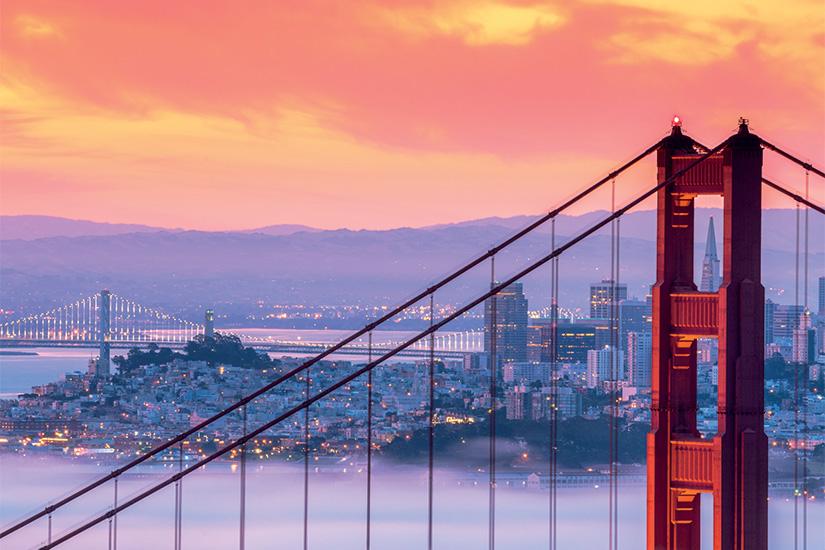 image Etats Unis San Francisco Golden Gate au lever du soleil 96 it_546426168
