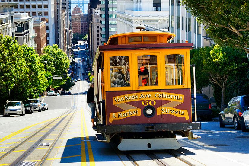 image Etats Unis San Francisco Telepherique  it