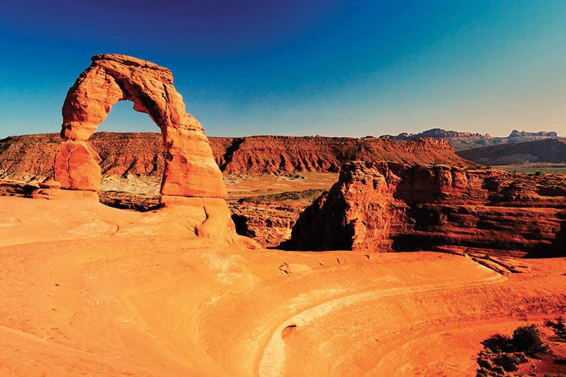 image Etats Unis Utah Parques Arches  fo