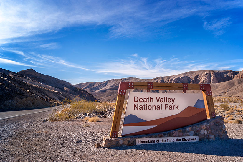 image Etats Unis Vallee mort Death Valley  it