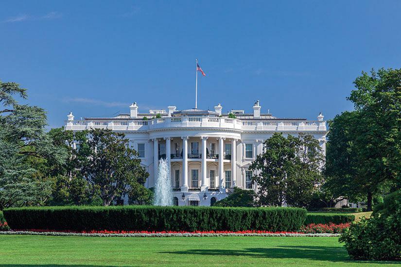 image Etats Unis Washington DC La Maison Blanche  it
