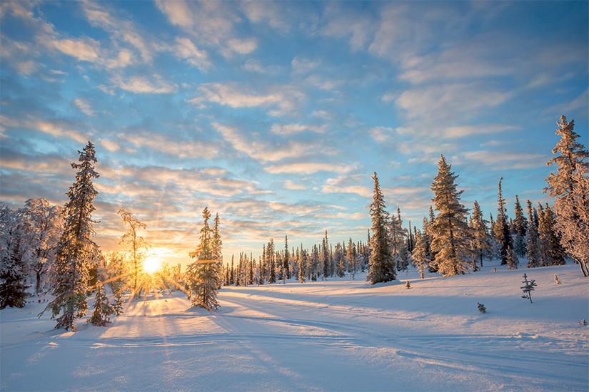 image Finlande Laponie Saariselka hiver 24 it 854358142