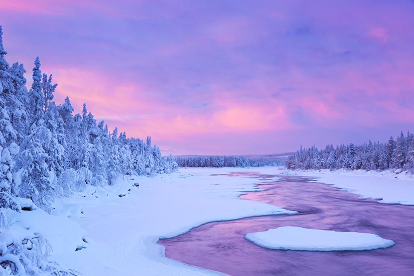 image Finlande Splendeurs de Laponie  it